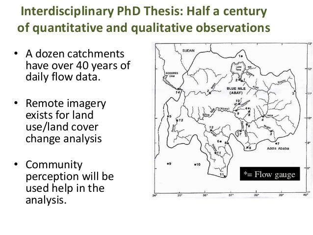 forestry thesis