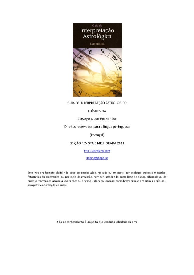 Guia de interpretação astrológico2