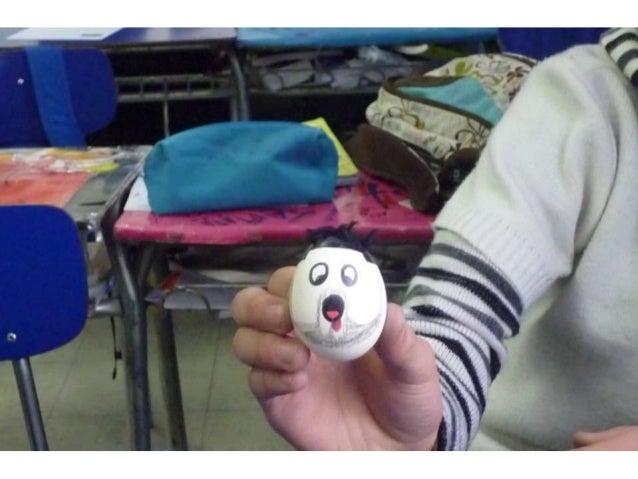 1º b proyecto huevo en paracaidas