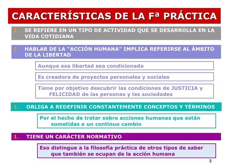 La filosofía como racionalidad práctica Slide 3