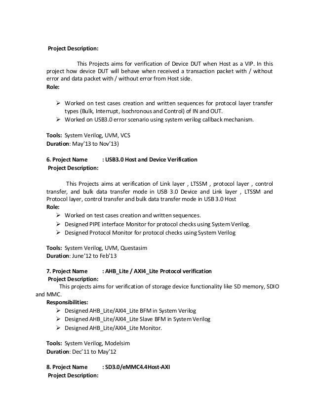 verification 4 project description