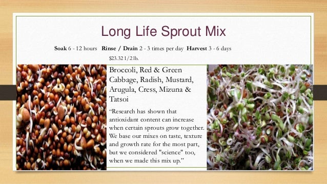 Sprouts! TAND CEU event