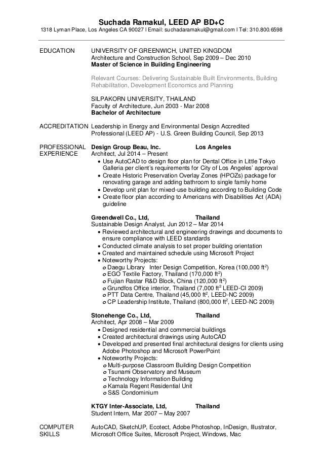 SuchadaRamakul-Resume-Portfolio-2014-12-08-Rev-A