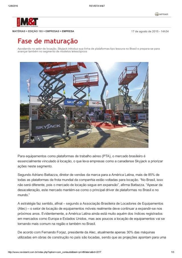 Revista MT - Feira MT