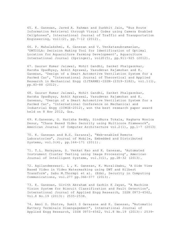 ganesan-resume