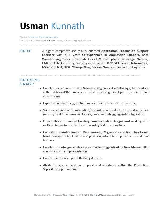 Usman_Kunnath_Resume_Production_Support_Engineer