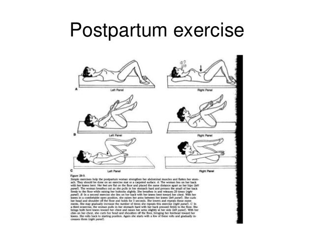 1 care of postpartum