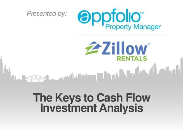 The Keys to Cash Flow Investment Analysis