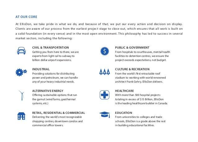 EllisDon Corporate Profile