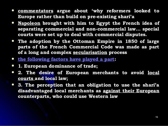  commentatorscommentators argue about 'why reformers looked toargue about 'why reformers looked to Europe rather than bui...