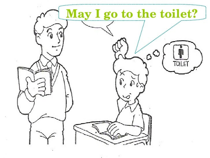May I go to the toilet  Class Room English. Go To The Toilet  universalcouncil info