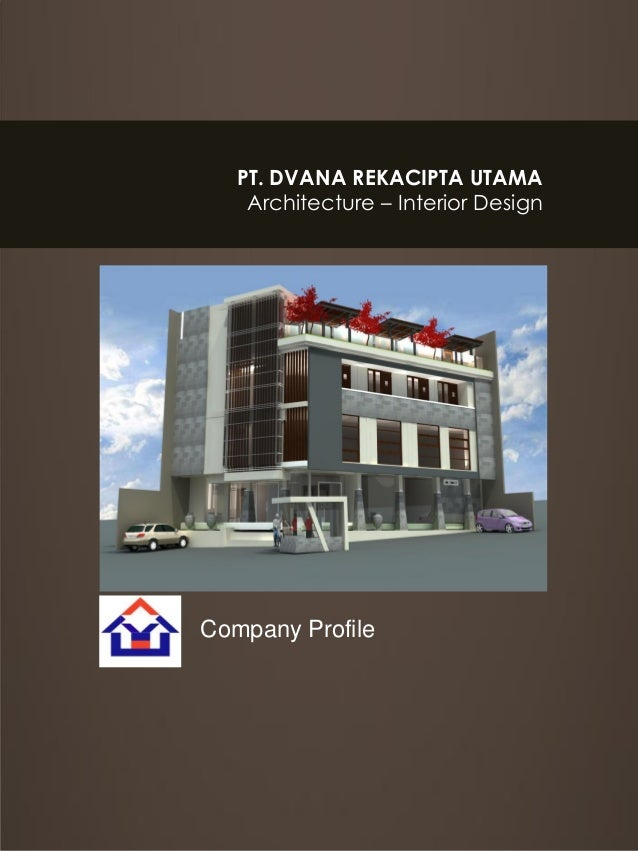 Company Profile Dvana Rekacipta Utama 7 Jan 2016