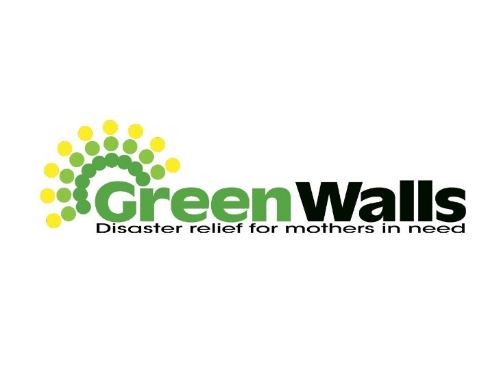 Qué es Green Walls Foundation?Es una ONG. Una Fundación Privada sin ánimo de lucro, establecida en         Miami USA, dond...