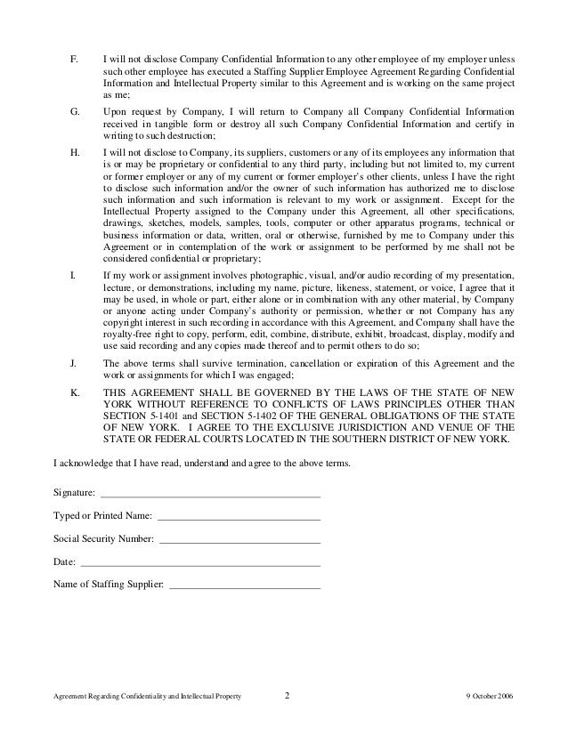 1 contract attachmentsabcd agreement regarding confidentiality platinumwayz