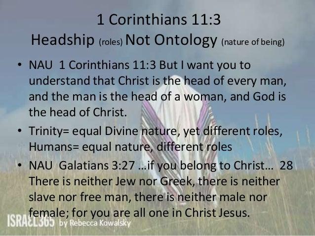 1 corinthians 11, jesus' looks