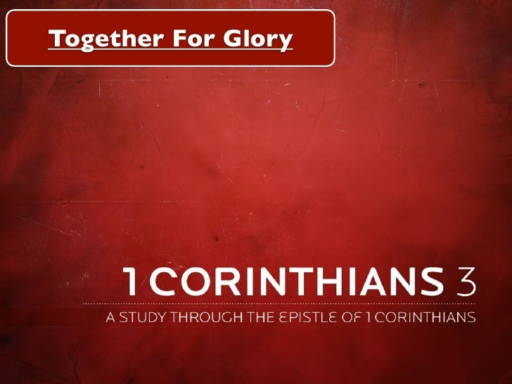 Together For Glory