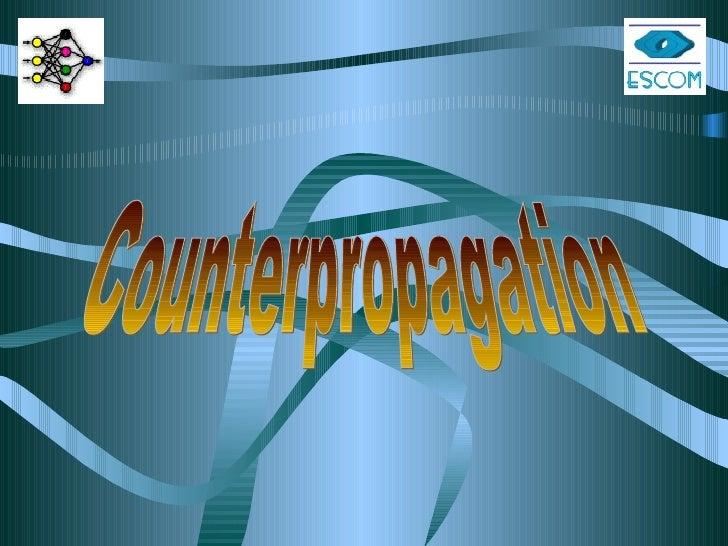 Counterpropagation