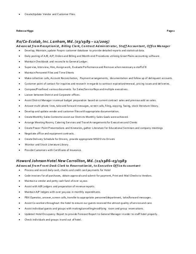 cover letter and resume