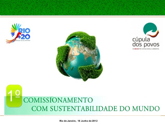 Rio de Janeiro, 18 Junho de 2012