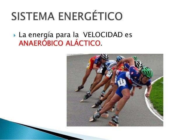  Velocidad de reacción  Aceleración  Mantenimiento de la velocidad.