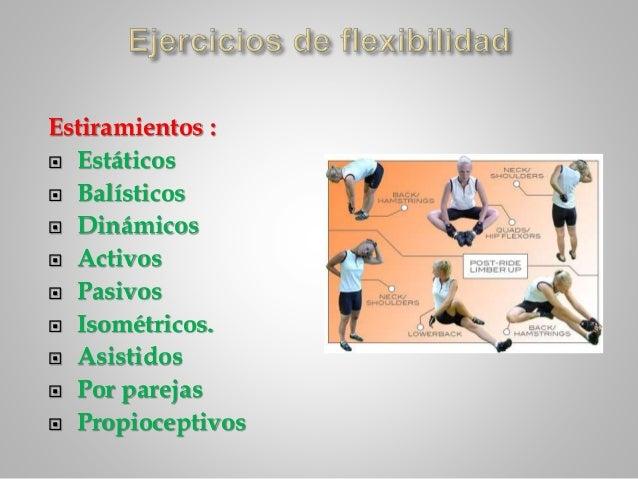 Cualidades físicas y sus métodos