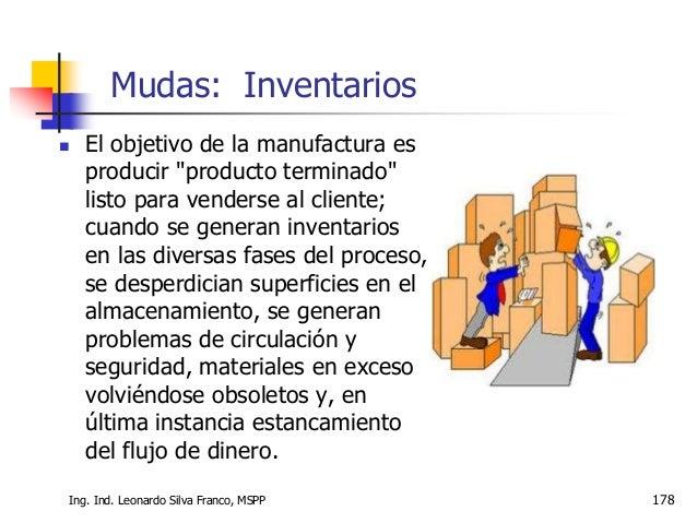 Ing. Ind. Leonardo Silva Franco, MSPP 179  La falta de coordinación y orden en las tareas de los miembros del proceso hac...