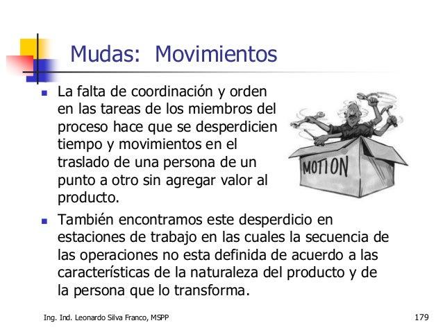 """Ing. Ind. Leonardo Silva Franco, MSPP 180  Cuando no se cumple con """"hacer bien las cosas a la primera oportunidad"""", tenem..."""