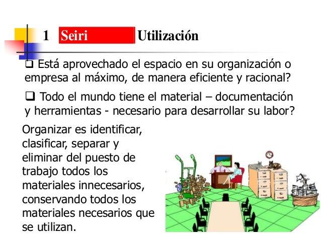  ¿Qué criterio se usa para SEPARAR lo necesario de lo innecesario?  1- Un objeto es necesario cuando se lo usa, no inter...