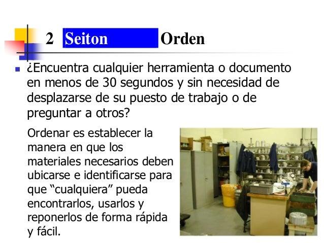Ordenar es asignar un lugar fijo a cada elemento tomando en consideración las características de:  Seguridad: Que no pued...
