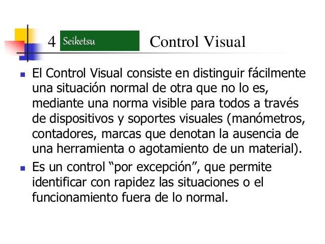 4 Control VisualSeiketsu