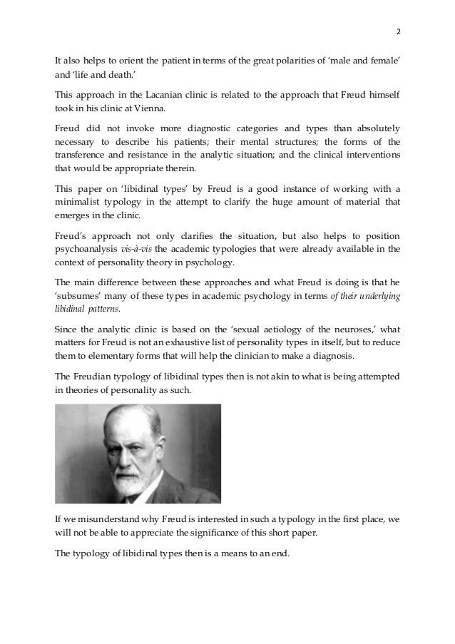 essay plan for freud Freud, adler stresses choice and responsibility, meaning in life and the striving for success, completion and perfection he believed that human behavior was not.