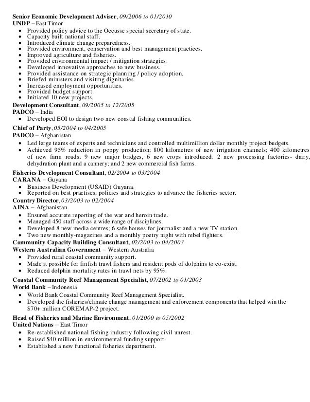 resume one page how to make resume one page template