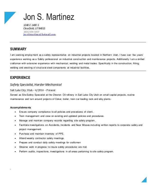 Amazing Iron Worker Resume Gallery Resume Ideas Www
