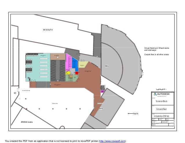 169 m² Refrence Library 102 m² Lecture Theatre 24 m² FEMALE W/C 16 m² GENTS W/C 13 m² Boiler Room 249 m² Gallery and Entra...
