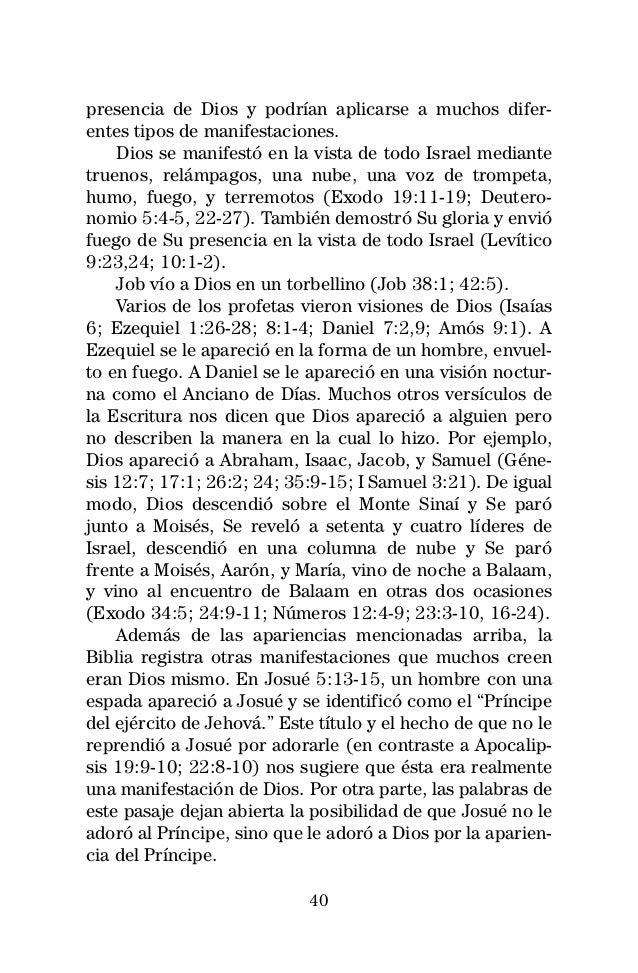 LA UNICIDAD DE DIOS DAVID K.BERNARD PDF