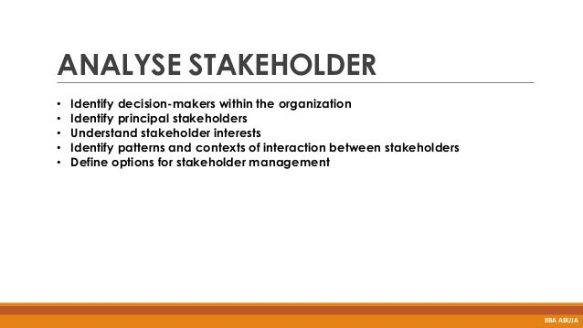 overcoming complexities in stakeholder management