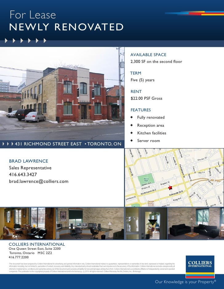 For Lease NEWLY RENOVATED                                                                                                 ...