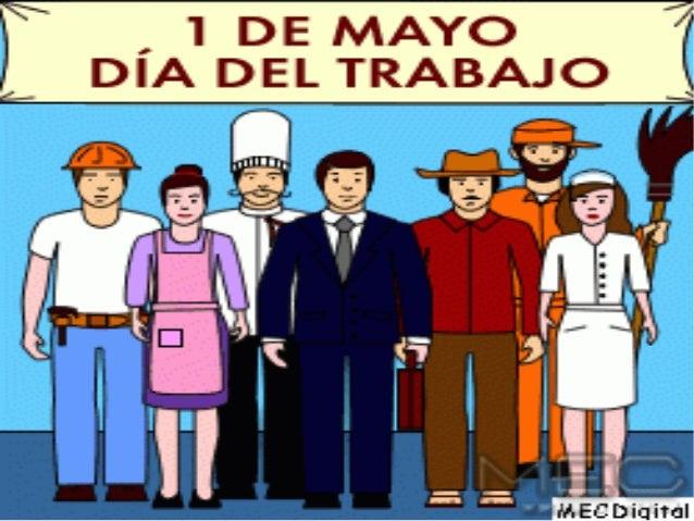 1 de mayo dia del trabajador