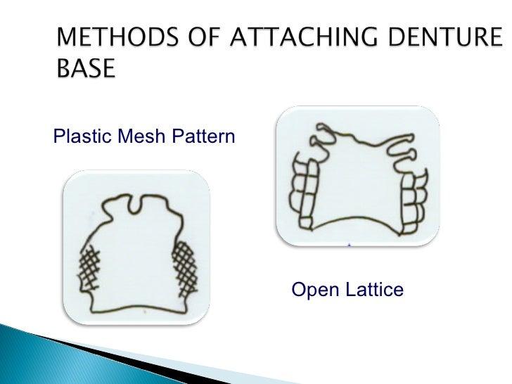 plastic mesh pattern open lattice