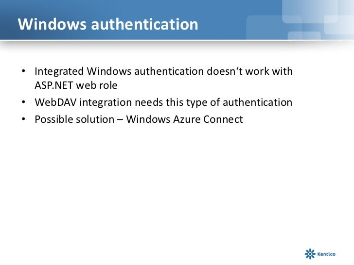 Application must be stateless<br />On-premise session state providers<br />Azure session state providers<br />