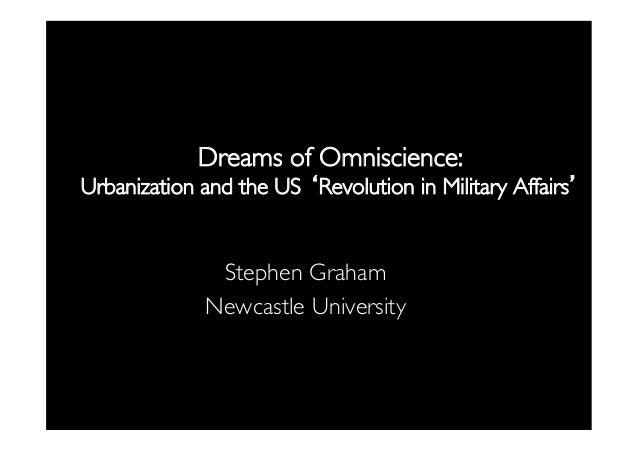 Dreams of Omniscience: