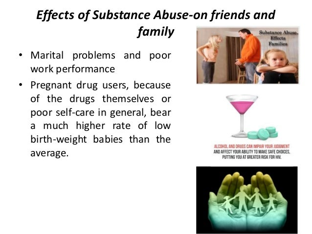 Family Matters: Substance Abuse and The American Family