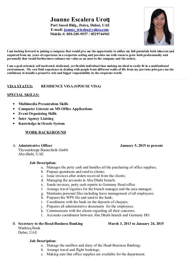 resume for office boy - Monza berglauf-verband com