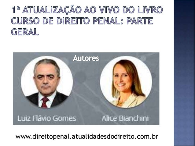 www.direitopenal.atualidadesdodireito.com.br