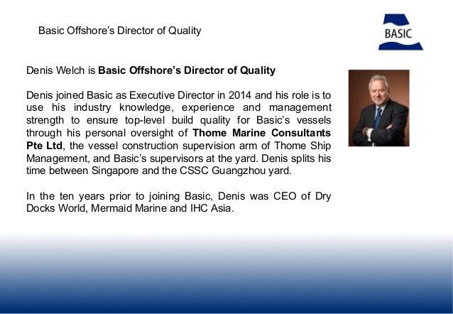 Basic Offshore - Company presentation copy
