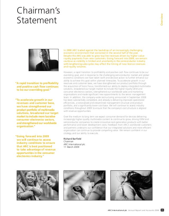 ARC 2008 Annual Report