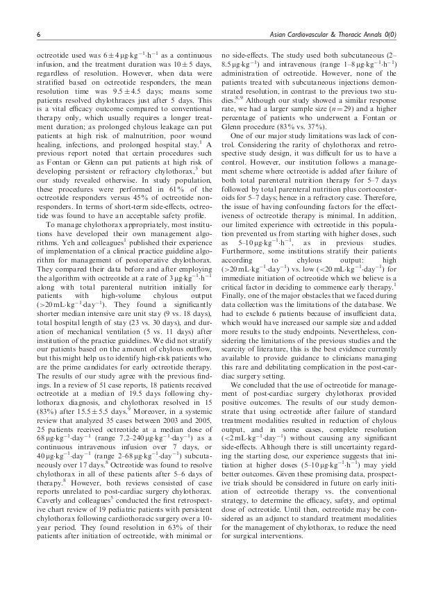 Asian cardiovascular & thoracic annals