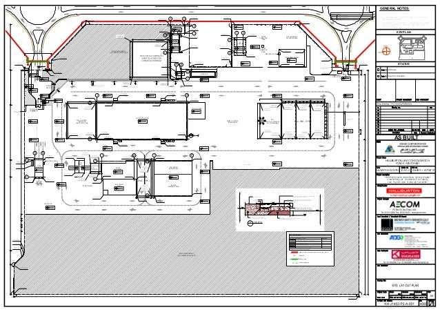 KHJ1402P2A001AB00 SITE LAY OUT PLAN – Plot Plan And Site Plan