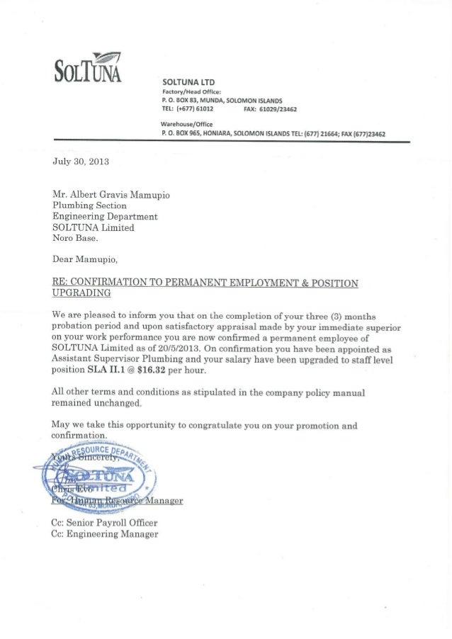 Confirmation_letter & Job_description