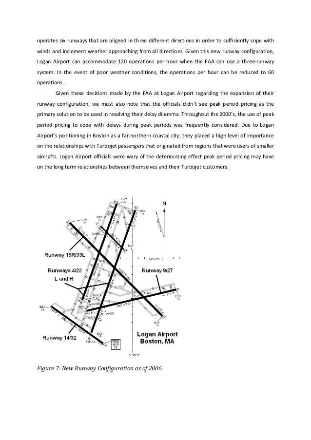 logan international airport case study Paper air travel market segments a new england case study evelyn addante marketsense introduction the 1995  such as boston s logan international airport.
